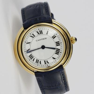 Cartier Paris Vendome Ronde 18K Gold