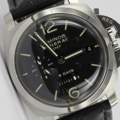 Panerai Luminor GMT 8 Days PAM 233
