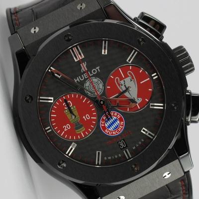 Hublot Classic Fusion FC Bayern München Triple 2013 Special Edition