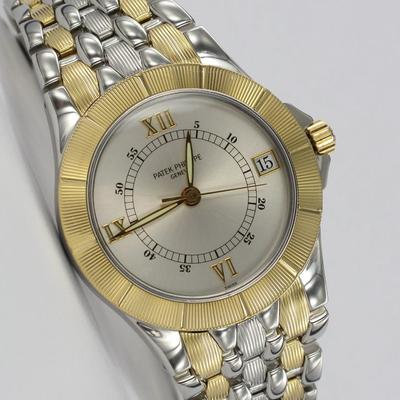 Patek Philippe Neptune Stahl / Gold 5080/1