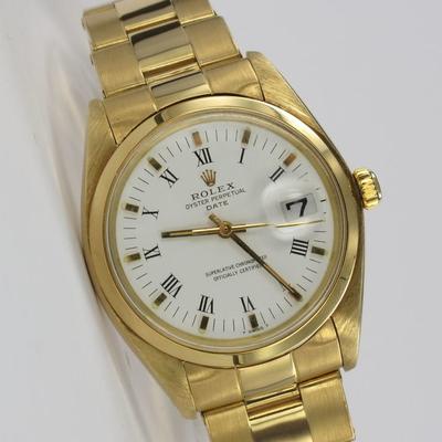 Rolex Oyster Perpetual Date 34mm 1503