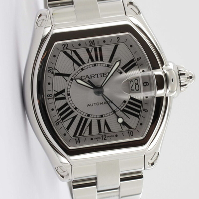 Cartier Roadster XL GMT 2722