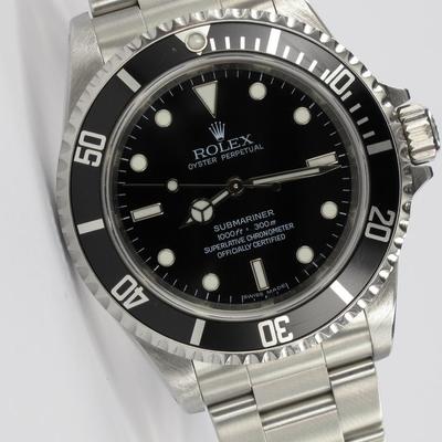 Rolex Submariner No Date Rehaut 14060M