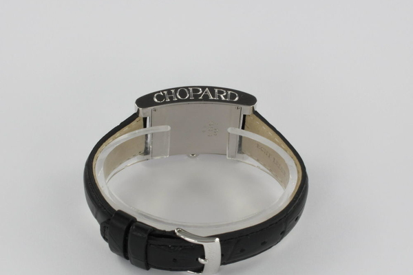 Chopard 18K Weißgold Handaufzug