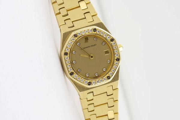 Audemars Piguet Royal Oak Lady Factory Diamond 66270BA