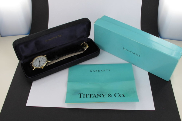 Tiffany Vintage 18K Gold