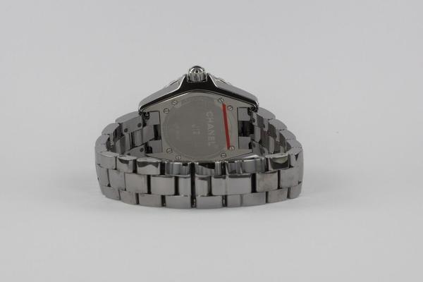 Chanel J12 Chromatic Grey Ceramic 33mm H2978