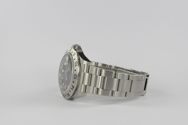 Rolex Explorer II Unpolished Cal. 3186 16570