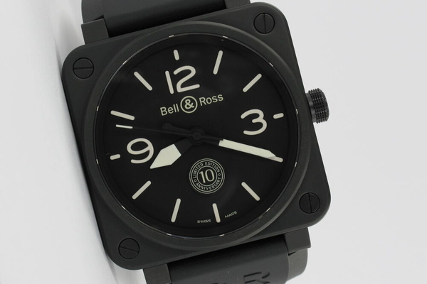 Bell & Ross Aviation 10th Anniversary Limited Edition 500 Pieces