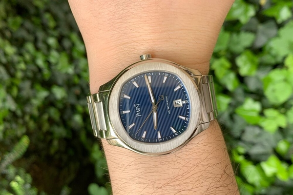 Piaget Polo S Blue 42mm G0A41002