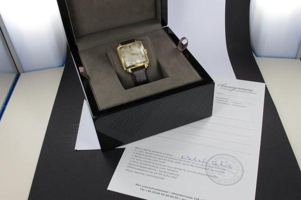 Gübelin Ipso-Matic 18K Gold