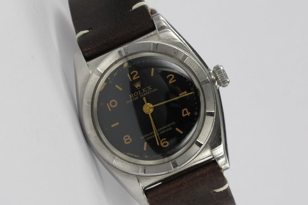 Rolex Oyster Perpetual Bubble Back 3372