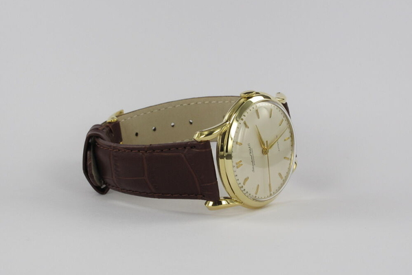 IWC Vintage 18K Gold Cal. 852