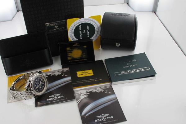 Breitling Bentley 6.75 Speed A44364