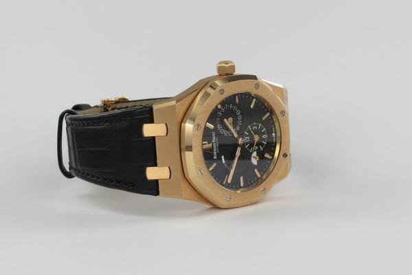 Audemars Piguet Royal Oak Dual Time Roségold