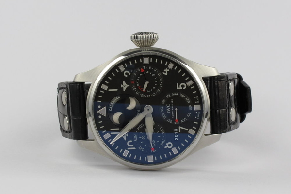 IWC Big Pilot Perpetual Calendar Zegg & Cerlati Limited IW502621