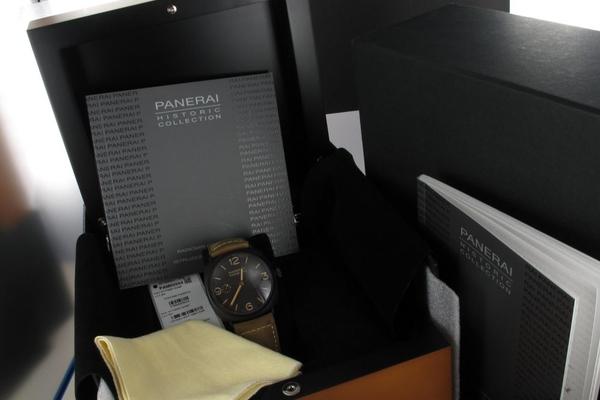 Panerai Radiomir Composite 3 Days PAM 504