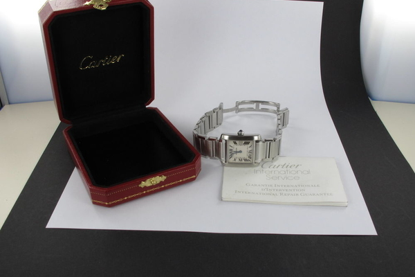 Cartier Tank Française Medium 2465