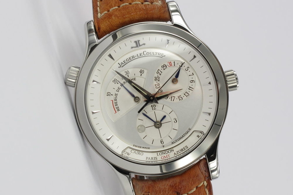 Jaeger-LeCoultre Master Geographic 142.8.92