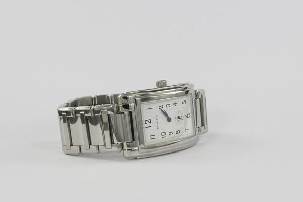 Tiffany & Co. Grand Rectangular Stahl