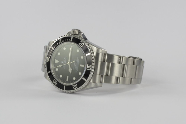 Rolex Submariner No Date Rehaut 14060M