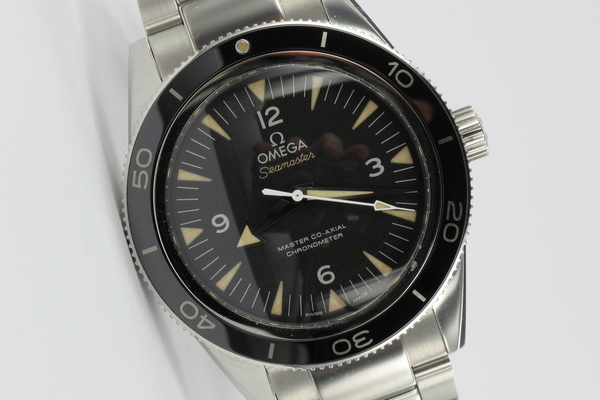 Omega Seamaster 300 Co-Axial