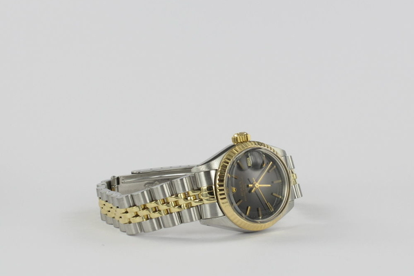 Rolex Lady Oyster Perpetual Date Stahl / Gold