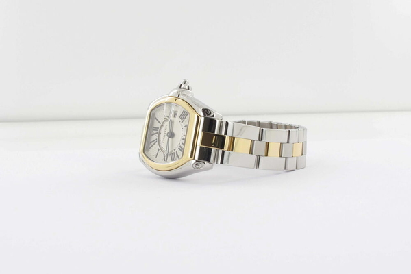 Cartier Roadster Lady Stahl / Gold Cartier Service 05/2021